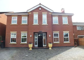 Thumbnail 4 bed detached house for sale in High Street, Polesworth