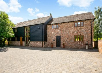 Thumbnail 4 bed barn conversion to rent in Lower Road, Postcombe, Thame