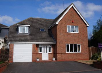 Thumbnail 4 bed detached house for sale in Stoke Road, Aston Fields