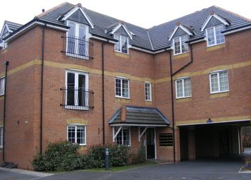 Thumbnail 2 bedroom flat to rent in Birchfield Close, Tamworth