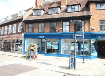 Thumbnail 3 bed flat to rent in Sun Street, Hitchin