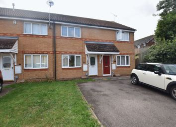 Thumbnail 2 bed terraced house for sale in Collingwood Close, Leagrave, Luton
