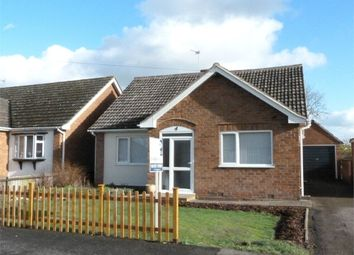 Thumbnail 3 bed detached bungalow for sale in Whittle Road, Lutterworth
