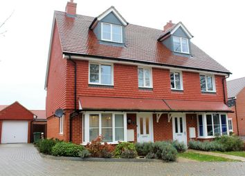 Thumbnail 3 bed semi-detached house for sale in Parsons Way, Tongham