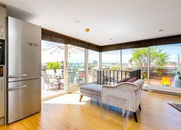 Thumbnail 3 bed flat for sale in Oriel Drive, Harrods Village, London
