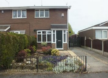 Thumbnail 2 bed semi-detached house to rent in Nabbswood Road, Kidsgrove, Stoke-On-Trent