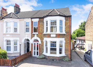 Thumbnail 4 bedroom semi-detached house for sale in Surman Terrace, Princes Road, Gidea Park, Romford