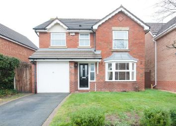 Thumbnail 4 bed detached house for sale in Glentworth, Walmley, Sutton Coldfield