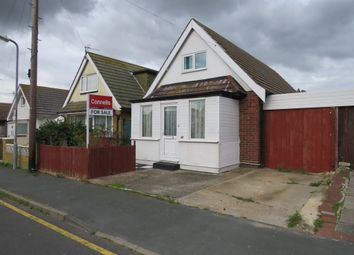Thumbnail 3 bed detached bungalow for sale in Rosemary Way, Jaywick, Clacton-On-Sea