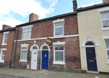 Thumbnail 3 bed terraced house for sale in Bank Street, Tunstall, Stoke-On-Trent