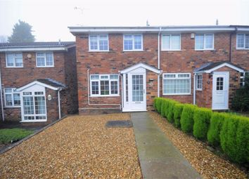 Thumbnail 2 bed mews house for sale in Highview Road, Fulford, Stoke-On-Trent