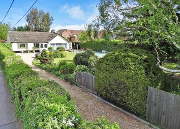 Thumbnail 3 bed detached bungalow for sale in Kingsway, Mildenhall