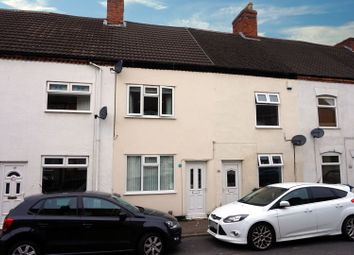 Thumbnail 2 bed terraced house for sale in Cross Street, Tamworth