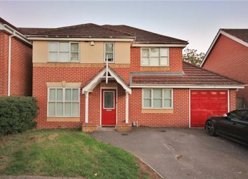 Thumbnail 4 bed detached house to rent in Hurworth Avenue, Slough