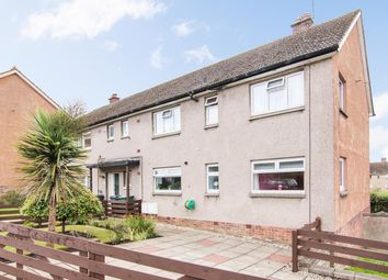 Thumbnail 2 bed flat for sale in Rannoch Road, Clermiston, Edinburgh