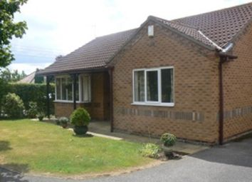Thumbnail 2 bed detached bungalow to rent in Herrington Avenue, Nettleham, Lincoln, Lincolnshire.