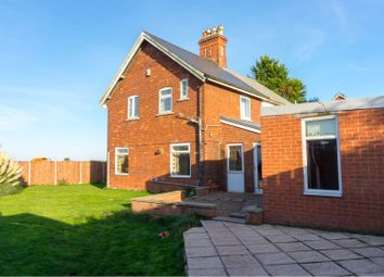 Thumbnail 4 bed semi-detached house for sale in Toft Close, Wainfleet St Mary, Skegness