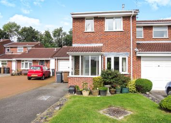 Thumbnail 2 bed semi-detached house for sale in Coopers Croft, Hatton, Derby