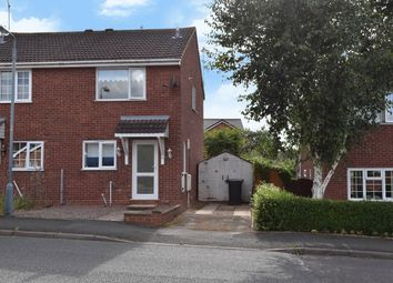 Thumbnail 2 bed semi-detached house for sale in Brantwood Road, Droitwich