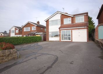 Thumbnail 4 bed detached house for sale in Ripley Road, Heage, Belper