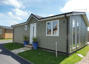 Thumbnail 2 bed mobile/park home for sale in Golden Cross Park, Golden Cross, Hailsham