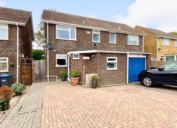 Thumbnail 4 bed semi-detached house for sale in Norman Road, Burgess Hill