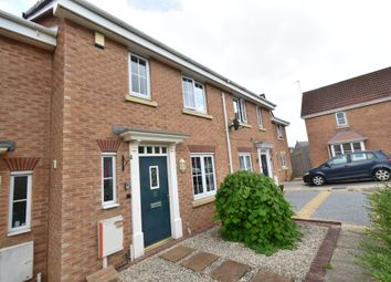Thumbnail 3 bed terraced house for sale in Birkby Close, Hamilton, Leicester