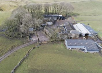 Thumbnail 3 bed detached house for sale in Greensides Farm, Hollinsclough, Longnor, Buxton