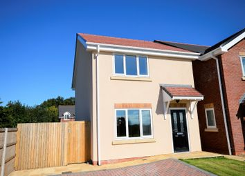 Thumbnail 2 bed detached house for sale in The Woodlands, Weston Rhyn, Oswestry, Shropshire