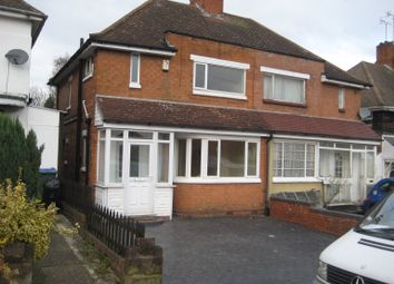 Thumbnail 3 bed semi-detached house for sale in Barston Road, Oldbury