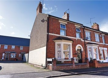 Thumbnail 3 bedroom end terrace house for sale in Hythe Road, Old Town, Swindon