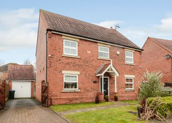 4 bed detached house for sale in Savannah Close, Bannerbrook Park, Tile Hill, Coventry CV4