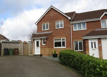 Thumbnail 3 bedroom semi-detached house for sale in Birch Close, Scarning, Dereham