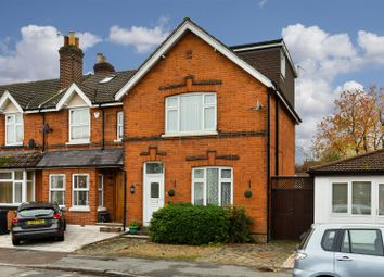 Thumbnail 4 bed property for sale in Albury Road, Merstham, Redhill