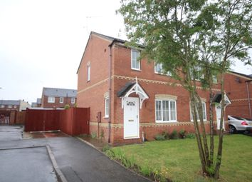 Thumbnail 3 bed semi-detached house for sale in Manor Hall Mews, Willenhall, Coventry