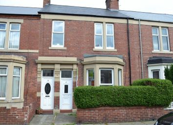 Thumbnail 2 bed flat to rent in Cleveland Avenue, North Shields