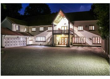 Thumbnail 10 bed detached house for sale in Roman Road, Little Aston Park, Sutton Coldfield