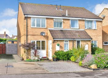 Thumbnail 3 bed semi-detached house for sale in Sandalwood Drive, Hempsted, Gloucester