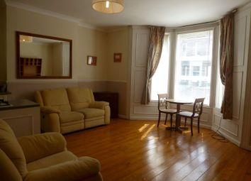 Thumbnail 1 bed flat to rent in Hereford Road, Southsea