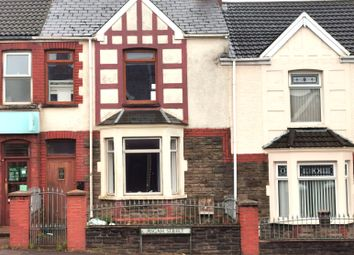 Thumbnail 2 bed terraced house for sale in Pisgah Street, Kenfig Hill