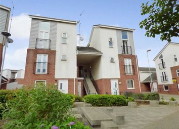 Thumbnail 2 bedroom maisonette for sale in Lock Keepers Way, Hanley, Stoke-On-Trent