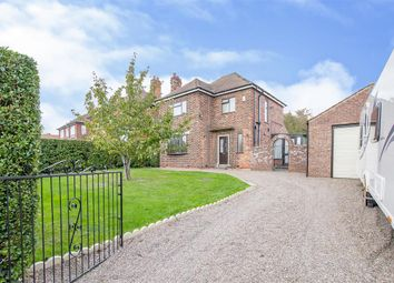 Thumbnail 3 bed detached house for sale in Station Road, Misterton, Doncaster