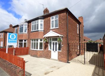 Thumbnail 3 bedroom semi-detached house for sale in St. Josephs Mount, Pontefract