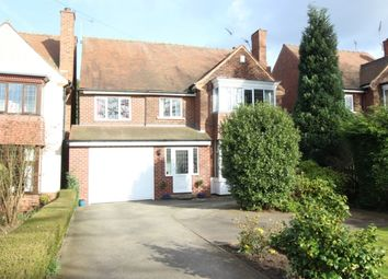 Thumbnail 6 bed detached house for sale in Sparken Hill, Worksop