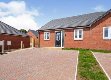 Thumbnail 2 bed semi-detached bungalow for sale in Hornton Road, Horninglow, Burton-On-Trent