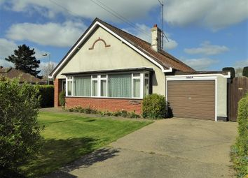 Thumbnail 3 bed detached bungalow for sale in Haylings Road, Leiston, Suffolk