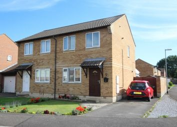 Thumbnail 2 bed semi-detached house for sale in Springley Road, Bridgwater