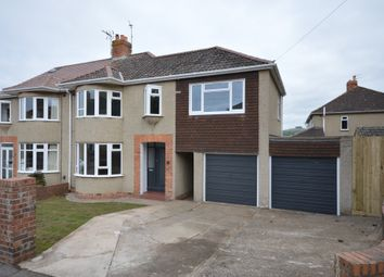Thumbnail 5 bed semi-detached house for sale in Beresford Close, Saltford