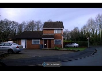 Thumbnail 1 bed flat to rent in Meadow Bank, Preston