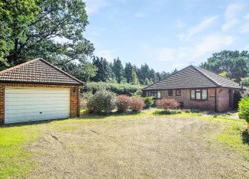 Thumbnail 3 bed detached bungalow for sale in Send Hill, Send, Woking